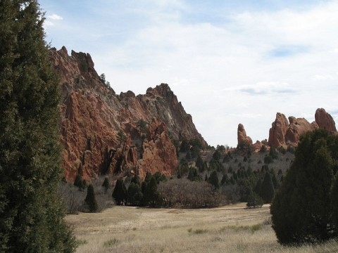 Garden of Gods, Colorado Springs, CO