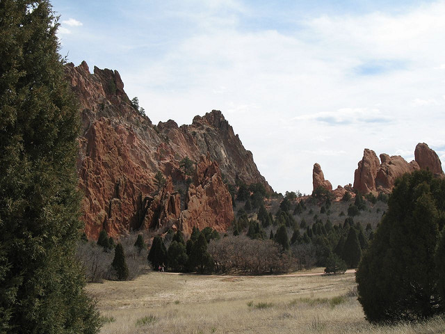 Garden of Gods, Colorado Springs, CO