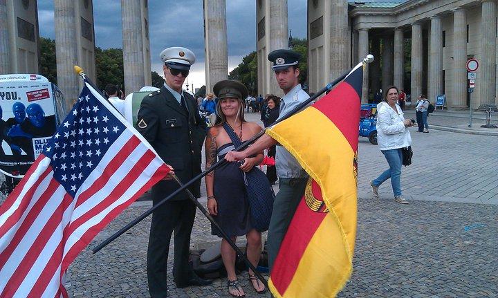 Janelle in Berlin
