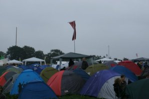 Campsite at Wacken
