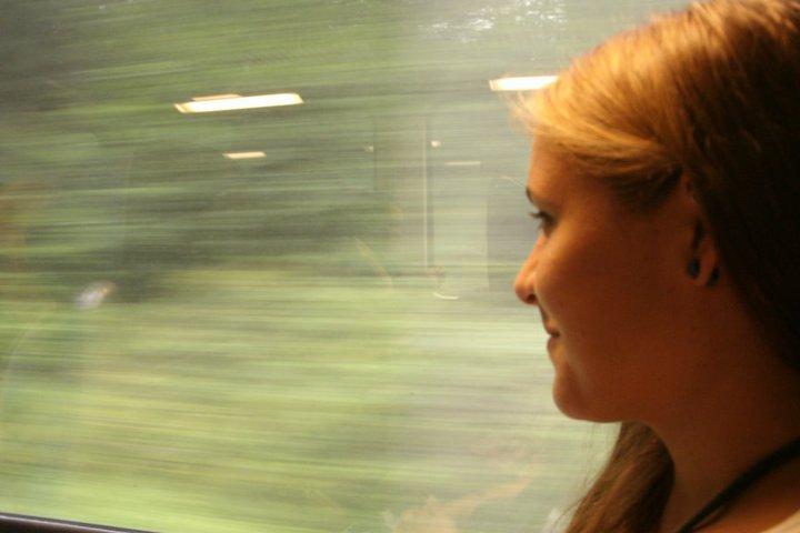 Train to Berlin, Germany