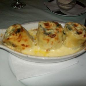 Gino's Italian Restaurant in Skopje, Macedonia