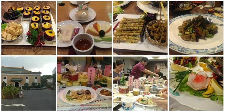 Lunch at Pu Guan Zen Center