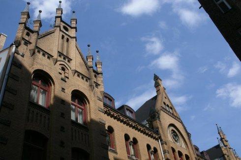 Church in Hamburg