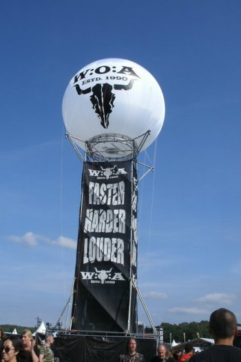 Wacken Open Air  tower
