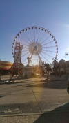 Farris wheel in Niagara Falls