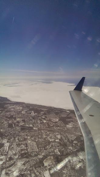 Flying to Niagara Falls, Ontario from OKC