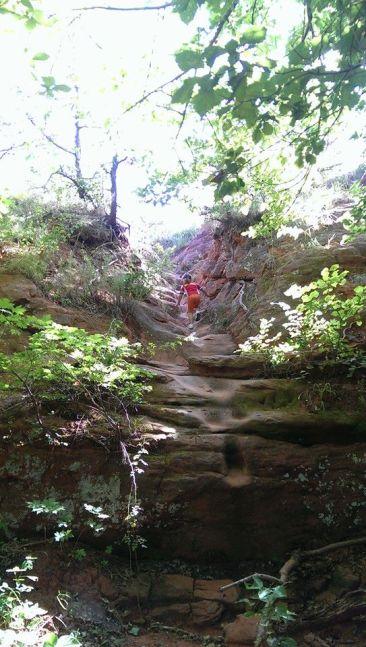 Hiking in Oklahoma