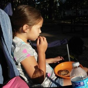 Breakfast at Petit Jean State Park