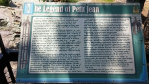 The Legend of Petit Jean