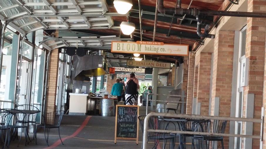 City Market in Kansas City, MO
