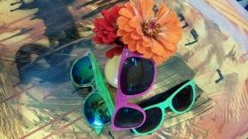 Road Trip Glasses Photo Art at The Bite