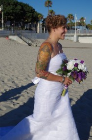 Wedding in Long Beach, CA