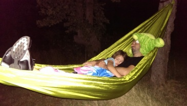 Camping at Keystone State Park in Sand Springs, OK