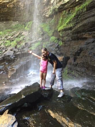 Cedar Falls at Petit Jean State Park