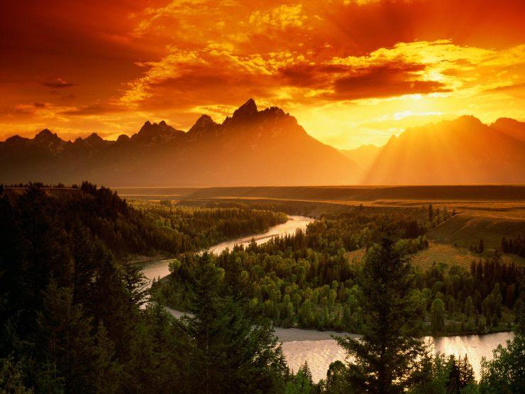 Grand Teton State Park