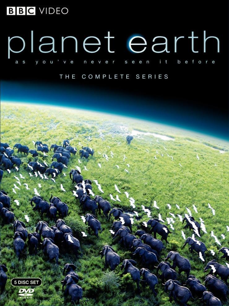 Planet Earth BBC mini-series