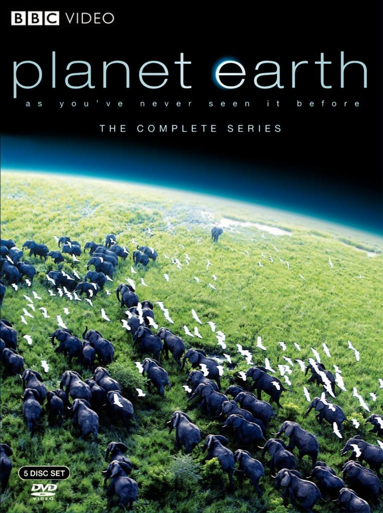 Planet Earth BBC mini-series