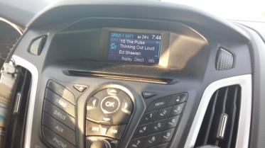 SIRUS XM Driving to Wichita Mountains
