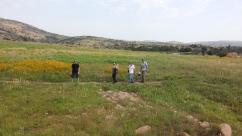 Hiking in Wichita Mountains Wildlife Refuge