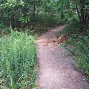 Wichita Mountains Wildlife Refuge Hiking Trail
