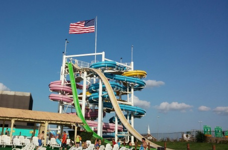 White Water Bay in Oklahoma City