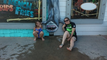 Fun at White Water Bay in Oklahoma City