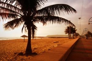 Beach, Durban, South Africa