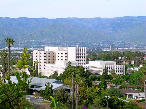 LLU Medical Center in Loma Linda, CA