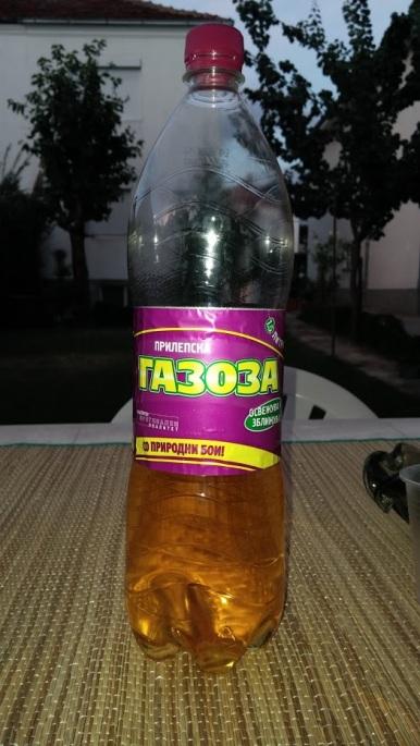 Gazoza soda