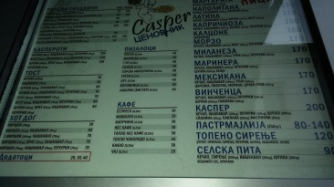 Casper in Prilep