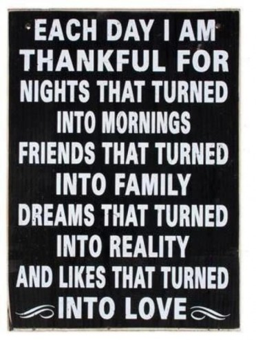 Thankfulness quote
