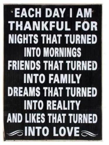 Thankfulness quote