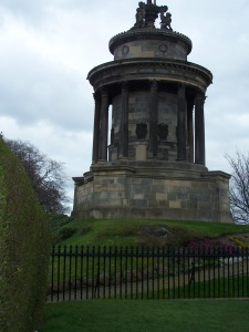 Byron's monument