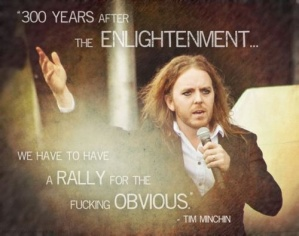 Tim Minchin at The Reason Rally