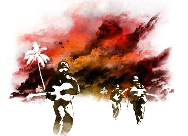 ART NO WAR Design by Noah Benjamin