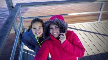 Family fun at Lake Thunderbird
