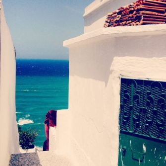 The Sea in Morocco