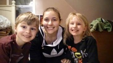 Family in Winnipeg