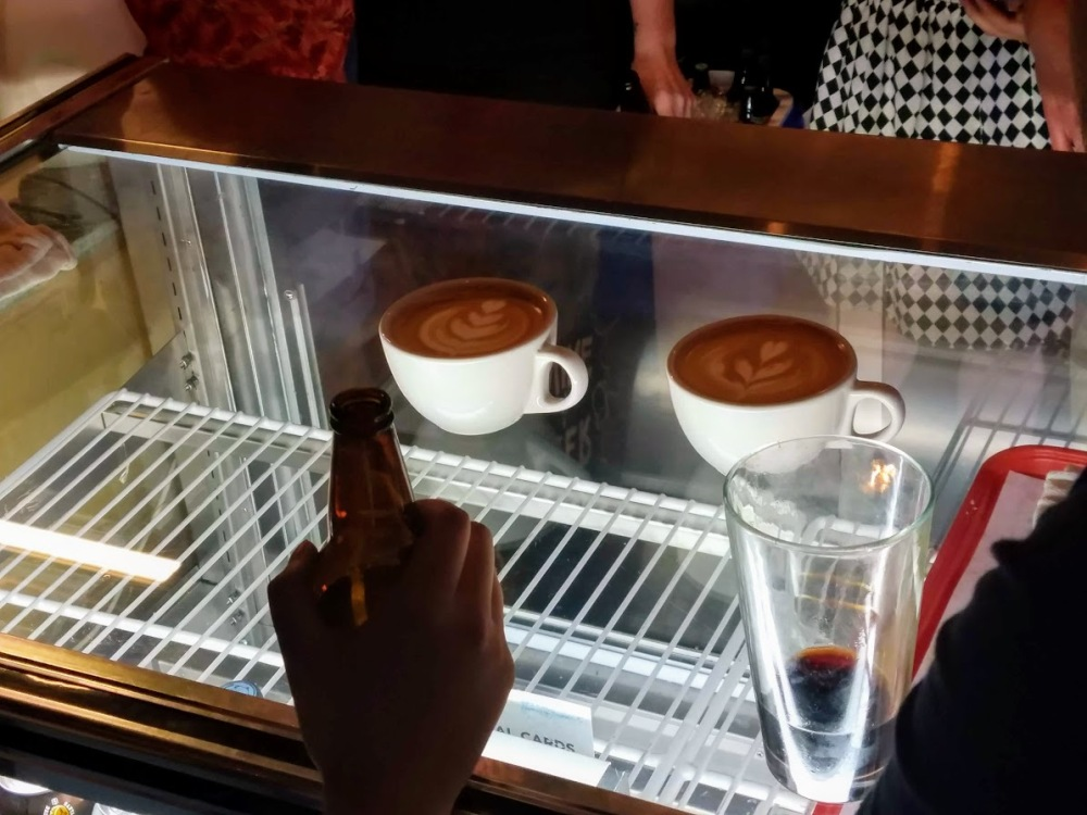 Dirty Little Latte Art Throwdown