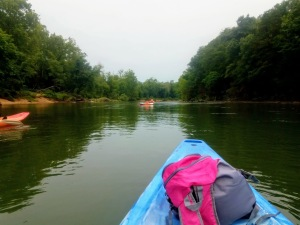 Floating the River in Tahlequah