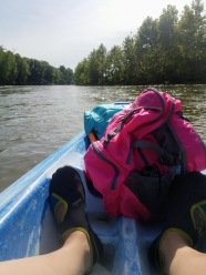 Floating the Illinois River