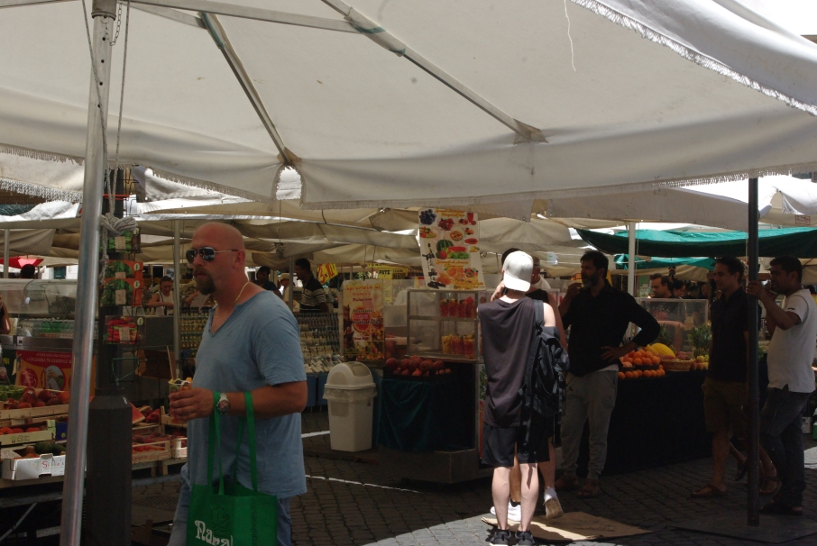 Rome, Italy Market