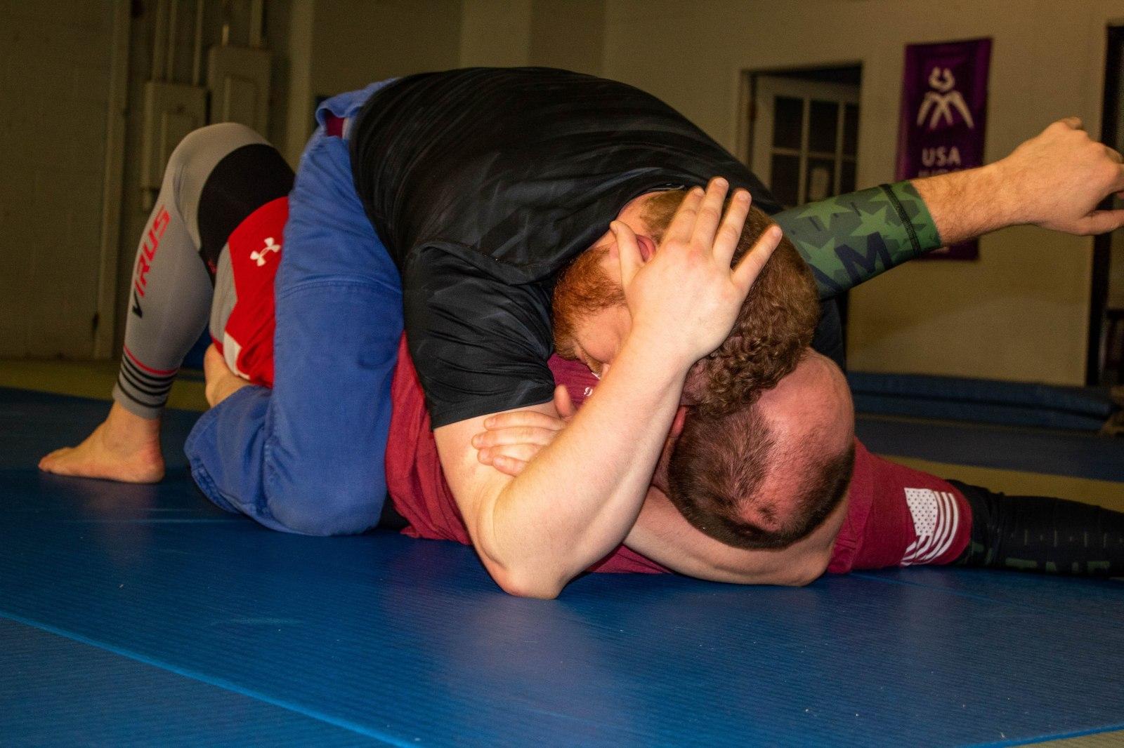 Jiu-Jitsu Photography by Janelle Nightingale